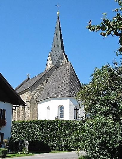 Pfarrkirchen von Schleedorf